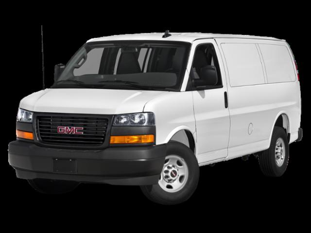 2020 GMC Savana Cargo Van CARGO