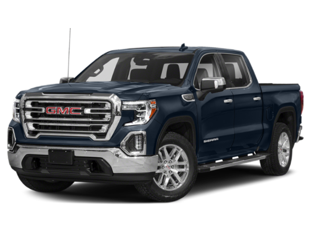 New 2020 GMC Sierra 1500 SLT (In-Transit To Dealership) 4WD Crew Cab Pickup