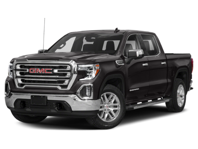 New 2020 GMC Sierra 1500 AT4 4WD