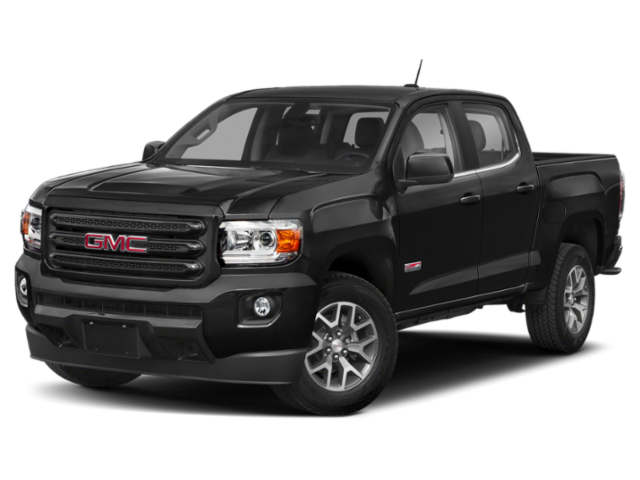 New 2020 GMC Canyon 4WD All Terrain w/Leather