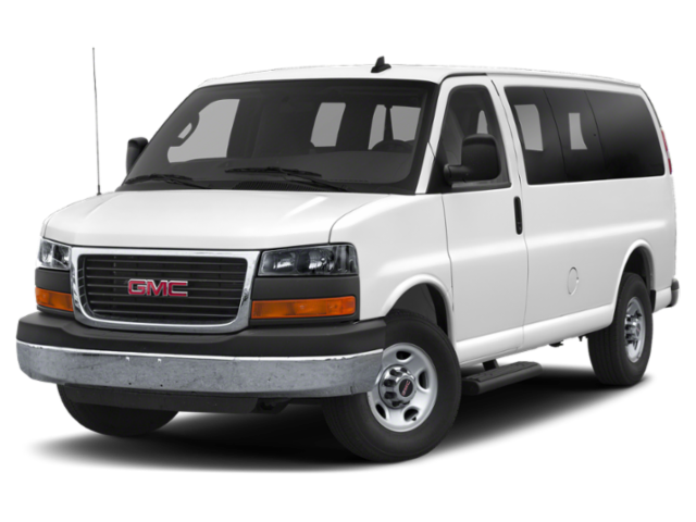 New 2020 GMC Savana Passenger LS