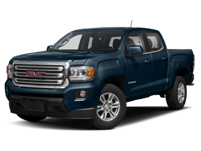 New 2020 GMC Canyon 2WD RWD Crew Cab Pickup