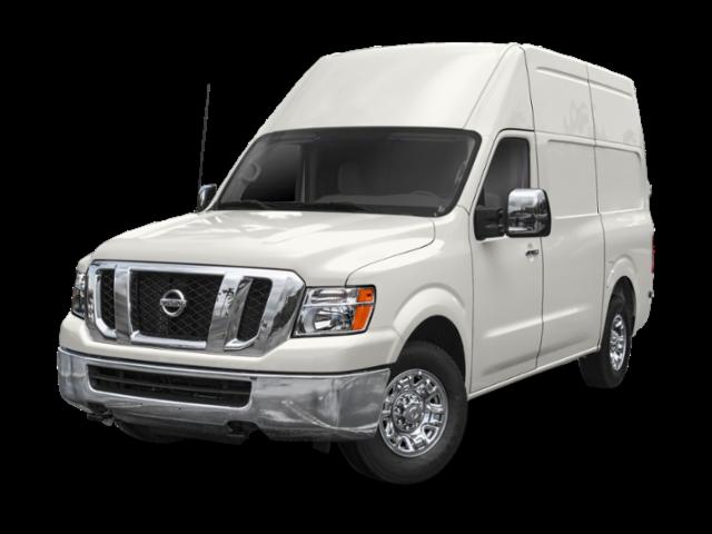 2021 Nissan NV3500 HD Cargo SL