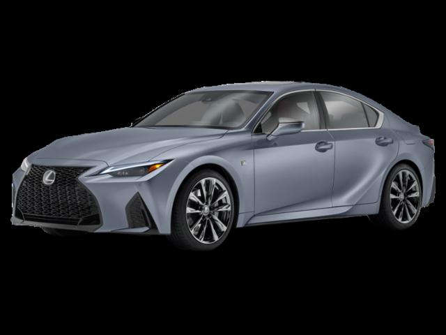 2021 Lexus IS IS 350 F SPORT