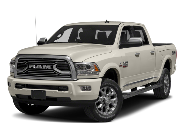 2017 Ram 2500 Limited 4x4 Crew Cab 8' Box