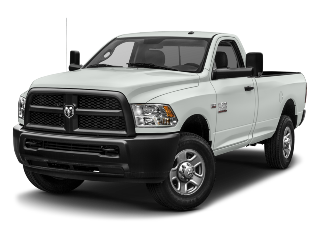 2017 Ram 3500 Tradesman Regular Cab