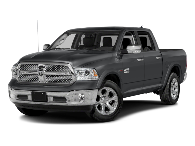 2017 Ram 1500 Laramie Short Bed