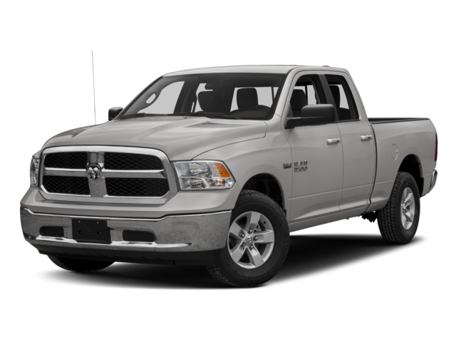 2017 RAM 1500 4x4 Big Horn 4dr Quad Cab 6.3 ft. SB Pickup Truck
