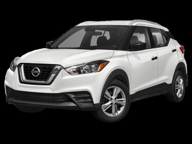 New 2019 Nissan Kicks SV