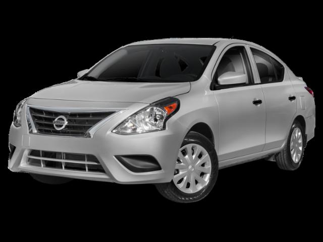 New 2019 Nissan Versa Sedan S M/T FWD