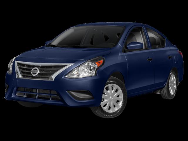 New 2019 Nissan Versa 1.6 SV