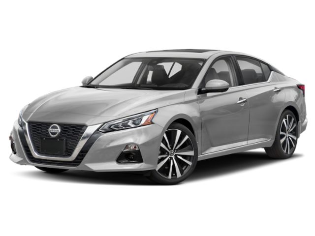 Pre-Owned 2019 Nissan Altima 2.5 SL With Navigation