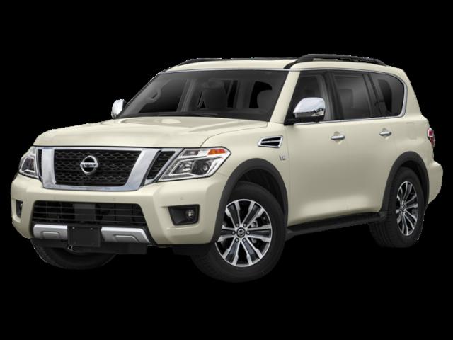 New 2019 Nissan Armada SL