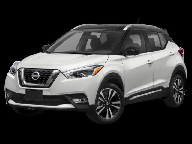 New 2019 Nissan Kicks SR