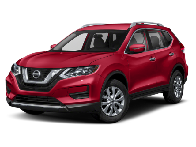 New 2019 Nissan Rogue AWD SV