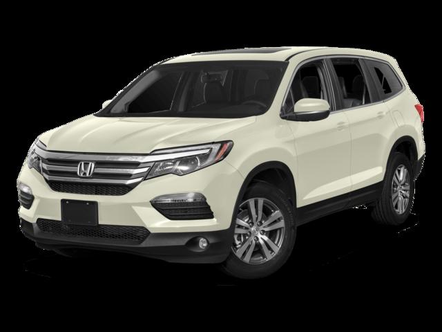New Honda Pilot EX-L w/RES