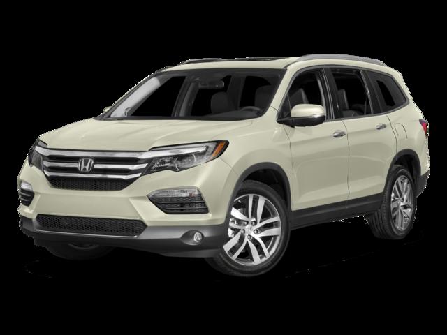 New 2017 Honda Pilot Elite With Navigation & AWD