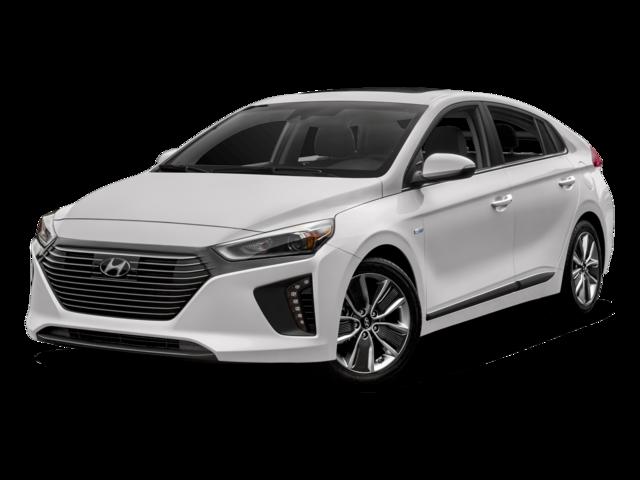 New Hyundai Ioniq Hybrid SEL