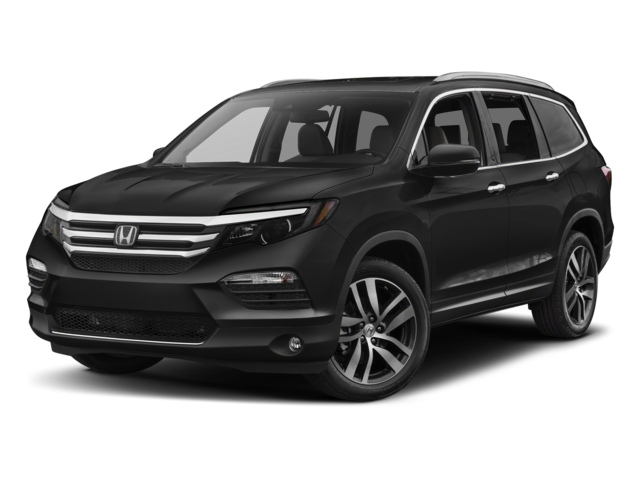 New 2017 Honda Pilot Touring With Navigation & AWD