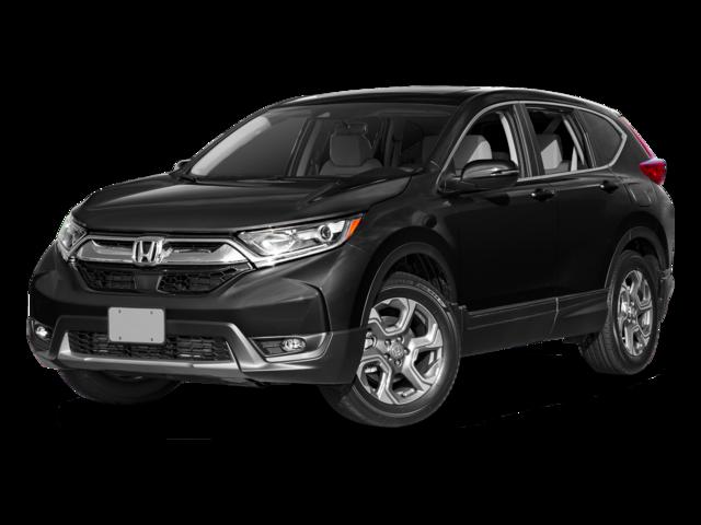 New Honda CR-V EX