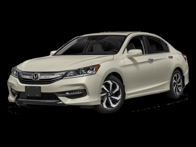 New Honda Accord Sedan EX-L V6