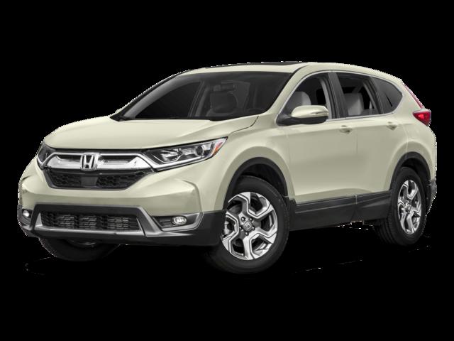 New Honda CR-V EX-L