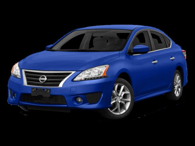 2015 Nissan Sentra SR 4D Sedan
