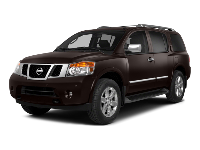2015 Nissan Armada Platinum 4D Sport Utility