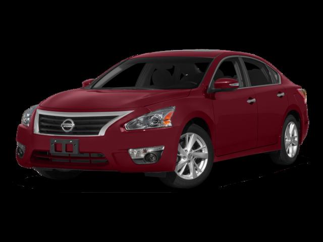 2015 Nissan Altima 2.5 SL 4D Sedan