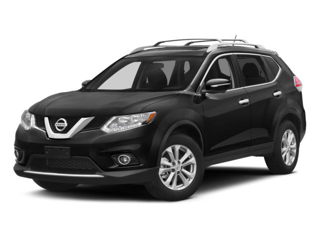 2015 Nissan Rogue S 4D Sport Utility