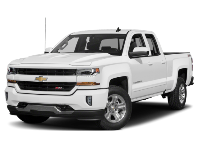 2019 Chevrolet Silverado 1500 LD Work Truck Double Cab Pickup