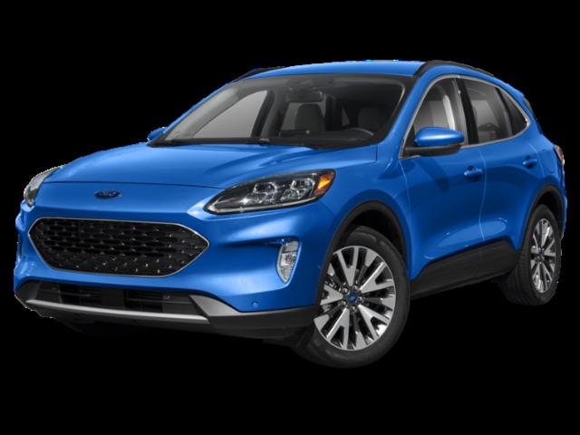 2020 Ford Escape Titanium Sport Utility