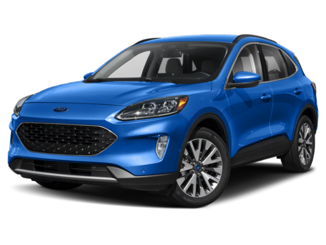 2020 Ford Escape Titanium AWD Sport Utility