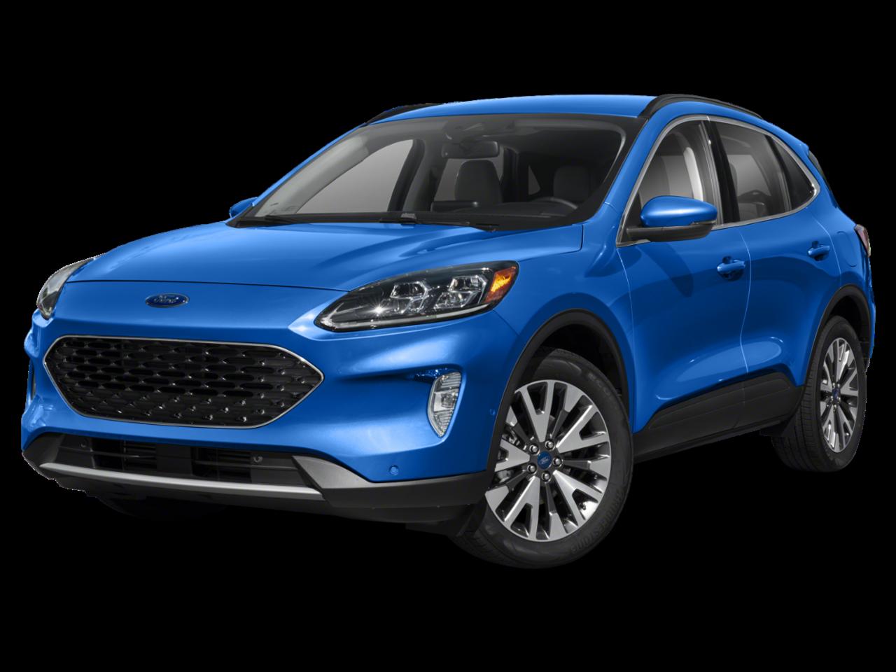 2020 Ford Escape Titanium 4D Sport Utility