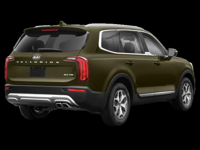 New 2020 Kia Telluride S AWD
