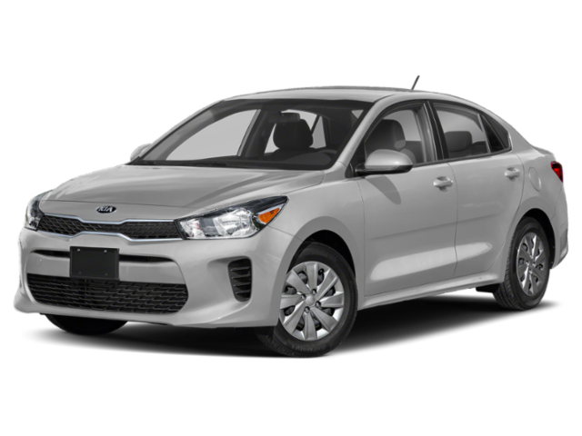 New 2020 Kia Rio LX Front-Wheel Drive 4dr Car