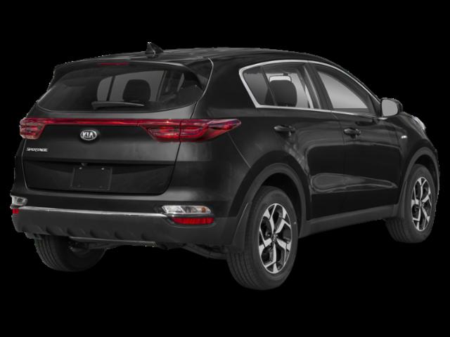 New 2020 Kia Sportage 4DR FWD LX
