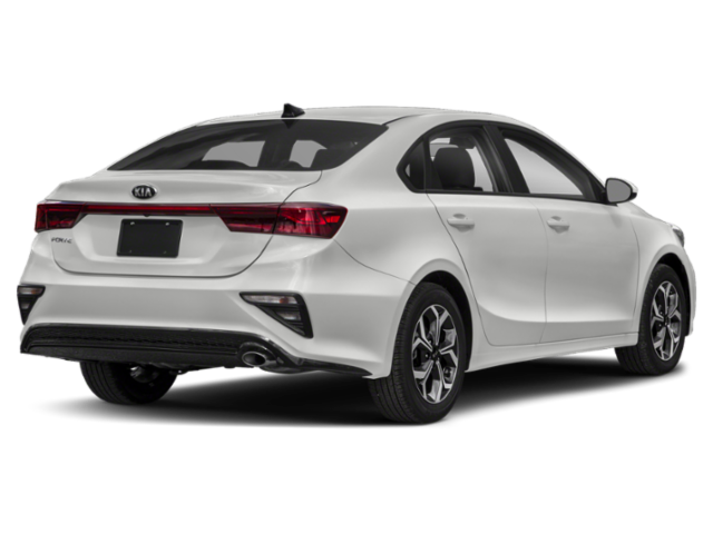 New 2020 Kia Forte 4DR SDN LXS IVT