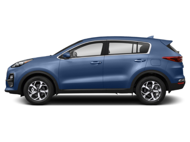 New 2020 Kia Sportage EX