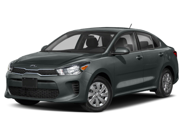 New 2020 Kia Rio S IVT