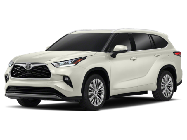 2020 Toyota Highlander Platinum Sport Utility