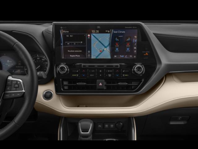 New 2020 Toyota Highlander Platinum AWD
