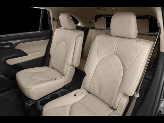 New 2020 Toyota Highlander Platinum