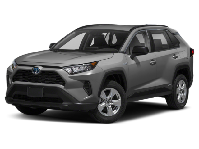 2020 Toyota RAV4 Limited LIMITED FWD SUV