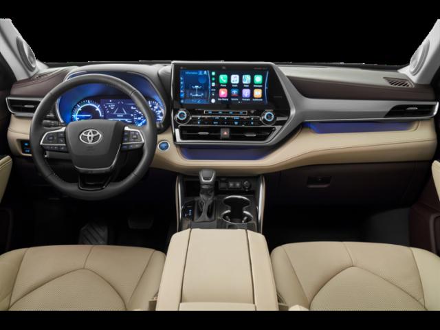 New 2020 Toyota Highlander LE