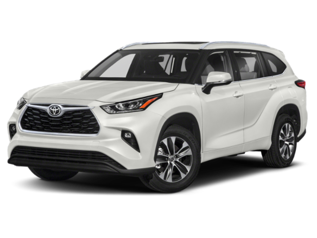 New 2020 Toyota Highlander XLE AWD 4D Sport Utility 8-Speed Automatic