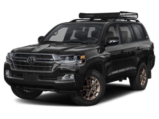 2020 Toyota Land Cruiser Base Sport Utility