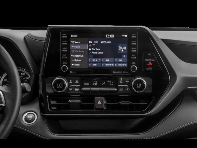 New 2020 Toyota Highlander LE AWD (Natl)
