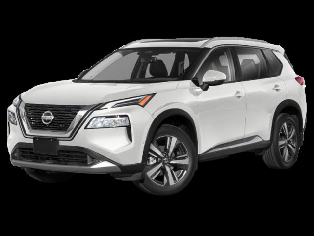 2021 Nissan Rogue AWD Platinum