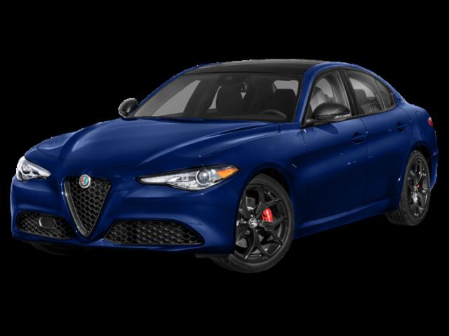 New 2020 Alfa Romeo Giulia Base